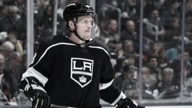 El tiempo de Dion Phaneuf con Los Angeles Kings ha llegado a su fin
