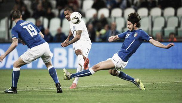 Pellè e Townsend firmano il pareggio tra Italia ed Inghilterra