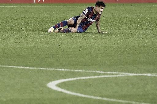 Philippe Coutinho passará por segunda operação e pode perder Copa América