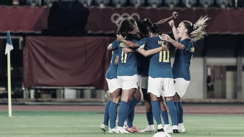 Gol e melhores momentos de Brasil 1 x 0 Zâmbia pelos Jogos Olímpicos