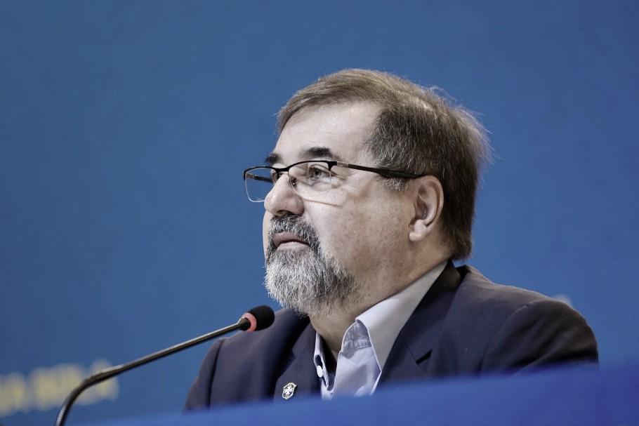 Em comum acordo, Marco Aurélio Cunha não faz mais parte da CBF