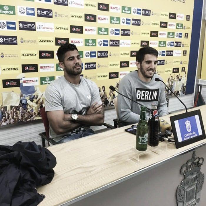 """Aythami: """"Si hay un penalti que hagan lo que quieran, pero que lo fallen"""""""
