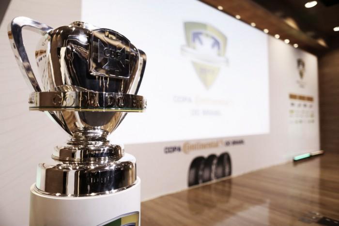 Vitória enfrenta Globo-RN na primeira fase da Copa do Brasil