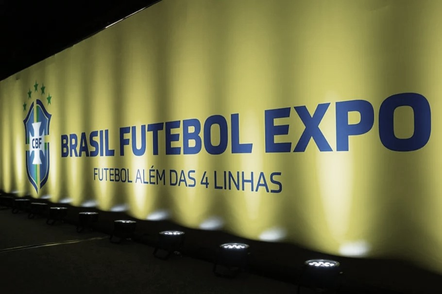 Brasil Futebol Expo: evento capacita universitários e profissionais do esporte