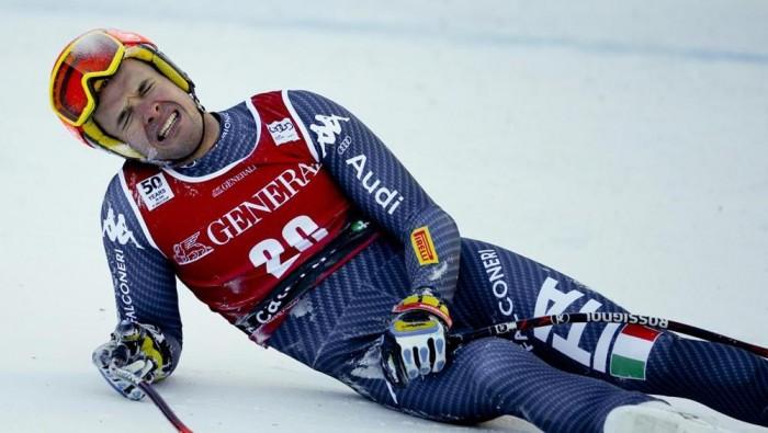 Sci Alpino, Mondiali St. Moritz: Innerhofer non recupera, stagione finita