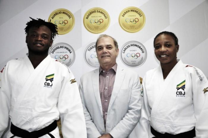 CBJ doa quimono para judocas refugiados lutarem os Jogos Olímpicos no Rio