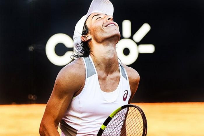 WTA Rio De Janeiro: eterna Schiavone, battuta la Rogers in tre set