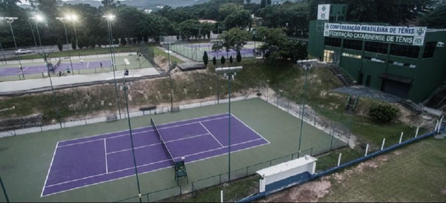 CBT divulga protocolo de retorno do tênis no Brasil