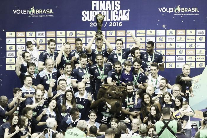Supercopa de Vôlei 2017 será disputada em Fortaleza