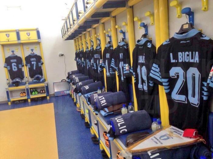 Frosinone - Lazio, le formazioni ufficiali