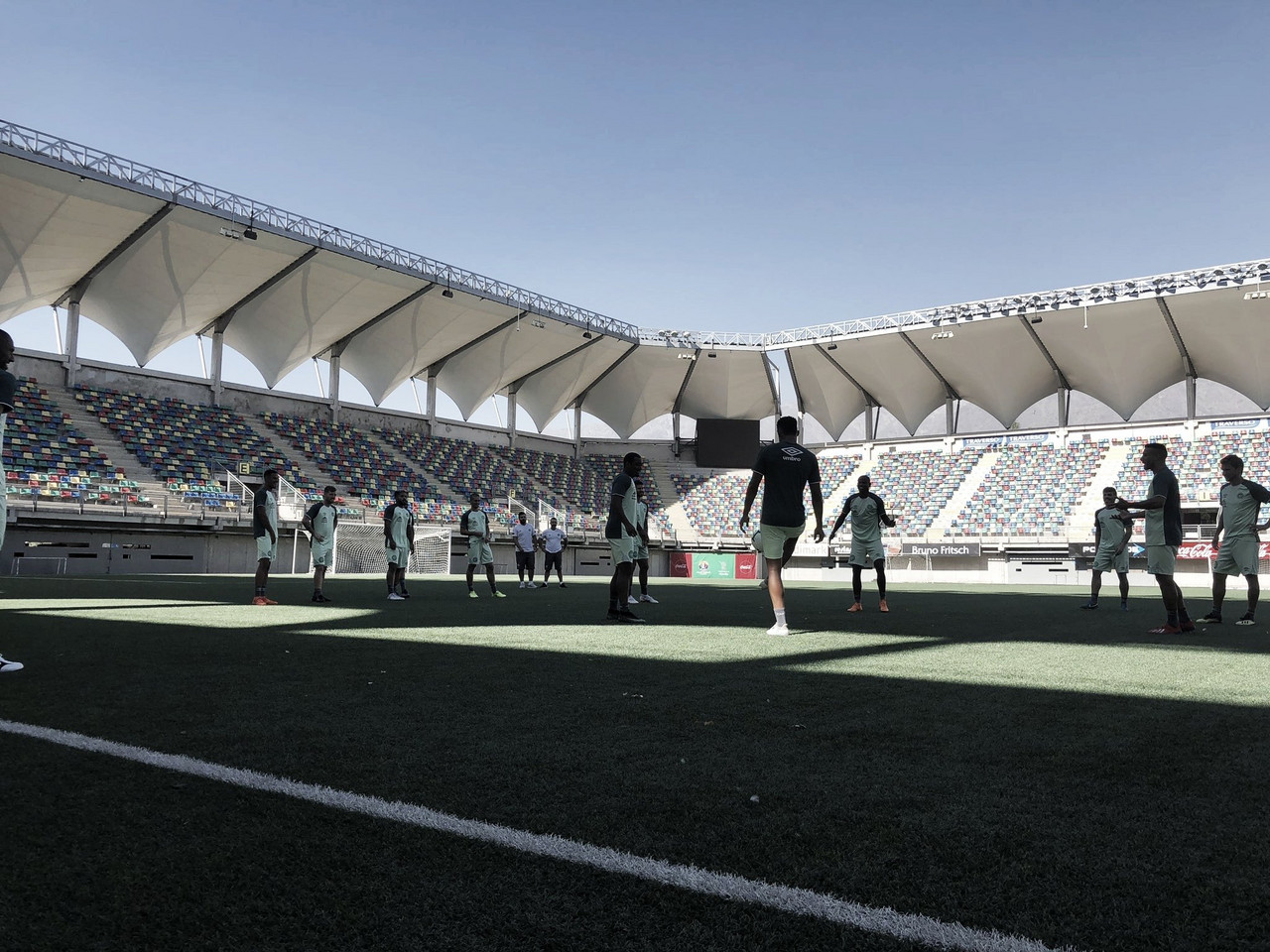 Chapecoense encara Unión La Calera na estreia da Copa Sul-Americana