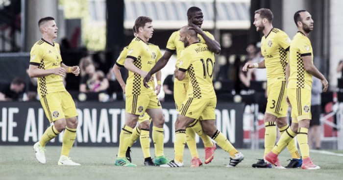 Columbus Crew SC make short work of Seattle Sounders FC