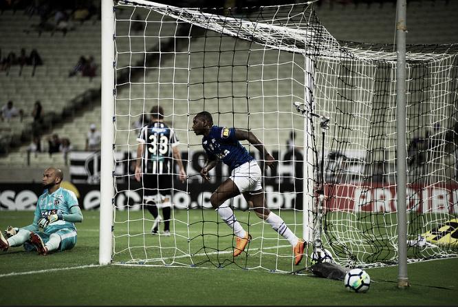 Cruzeiro tenta emplacar sequência positiva contra o Ceará no Mineirão