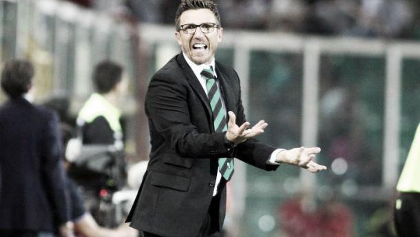 Sassuolo - Chievo Verona: le voci dei protagonisti