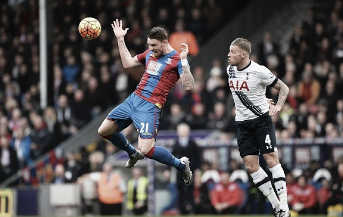 Tottenham - Crystal Palace: View from the opposition as Pardew's side visit White Hart Lane