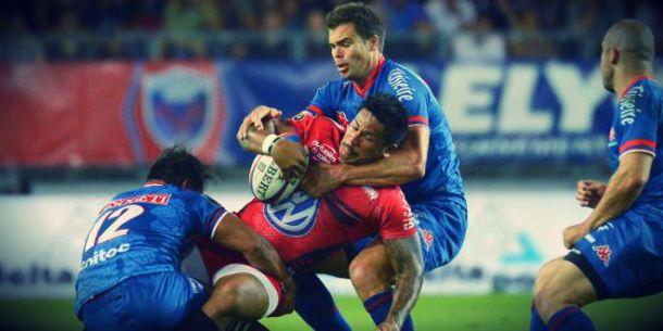 Grenoble fait tomber Toulon