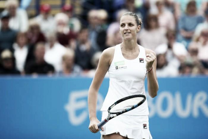 2017 Wimbledon player profile: Karolina Pliskova