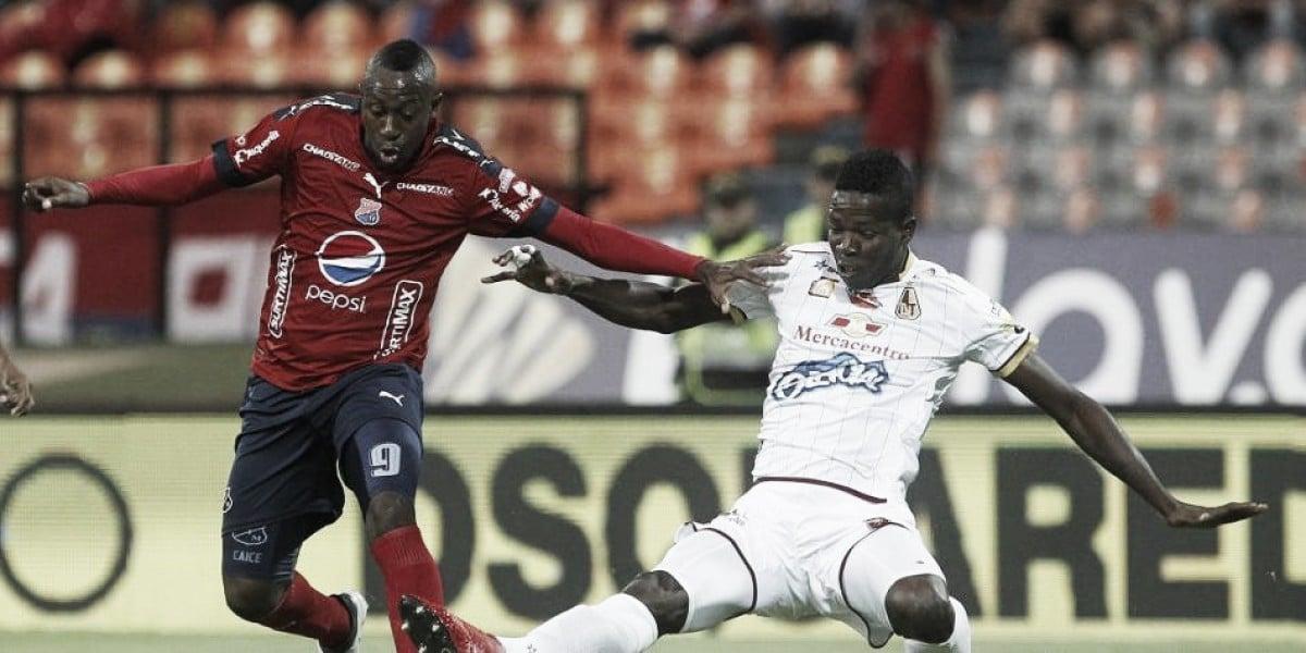 DIM - Tolima: Puntuaciones Medellín, semifinales vuelta Liga Águila