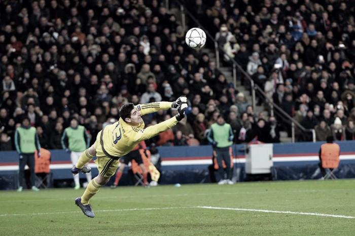 Champions League, Courtois tiene vive le speranze di un Chelsea stordito dal palleggio del PSG