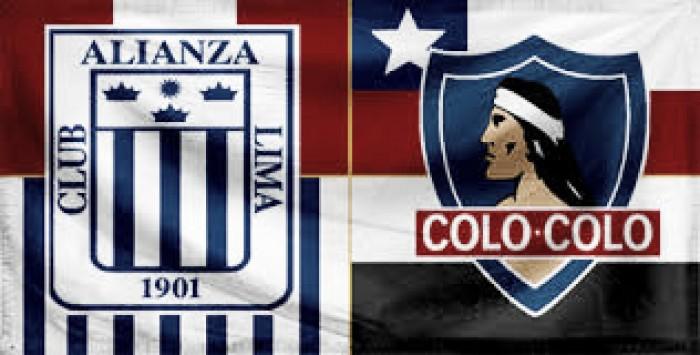 Colo Colo envió detalle a Alianza Lima