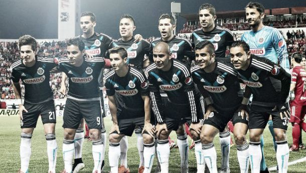 Xolos - Chivas: puntuaciones de Chivas, Jornada 14