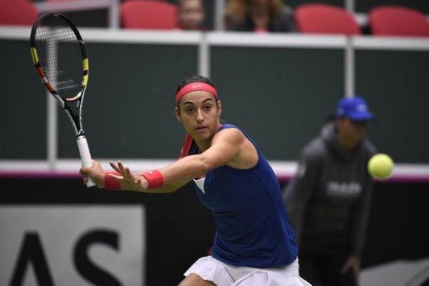 Fed Cup: Pas de miracle pour la France