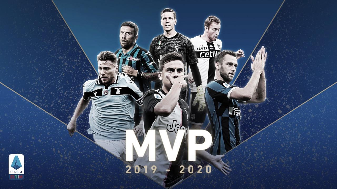 Dybala é eleito o melhor jogador da temporada na Serie A