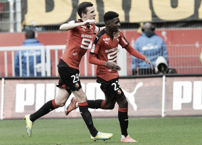Stade Rennais 4-1 FC Nantes: First half frenzy ensures derby delight