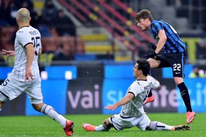 Tris d'assi: l'Inter schianta il Palermo a San Siro