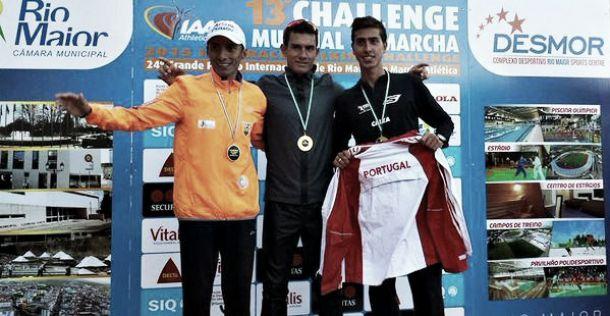 Eider Arévalo y Sandra Galvis lograron marca mínima para Río 2016