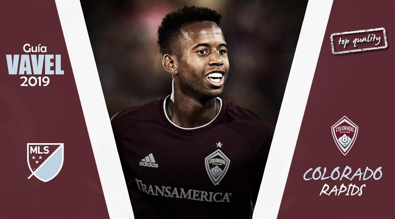 Guía VAVEL MLS 2019: Colorado Rapids, rebelión desde 'Las Rocosas'