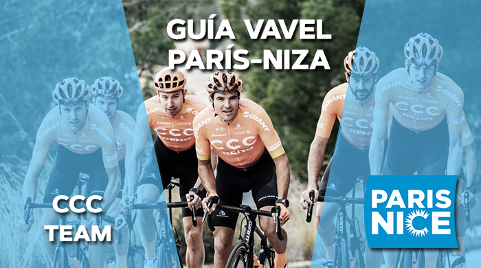 Guía VAVEL: París-Niza 2019. CCC Team