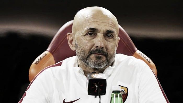"""Spalletti culpa erros de arbitragem por derrota da Roma: """"Incidentes foram contra nós"""""""