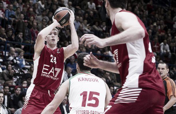 Risultato finale Anadolu Efes Istanbul - EA7 Milano (89-73), Eurolega 2015/2016