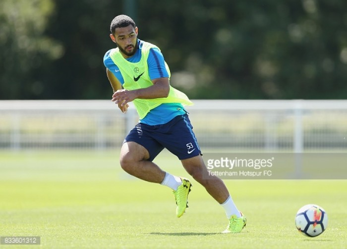 United States defender Cameron Carter-Vickers joins Sheffield Utd on loan from Spurs