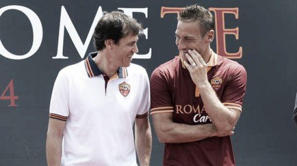 """Roma, Garcia non ha fretta: """"Per il mercato c'è tempo"""""""
