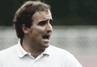 Jagoba Arrasate, nouvel entraîneur de la Real Sociedad