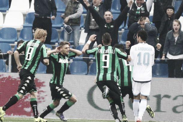 Il Sassuolo piega la Lazio, le voci del post partita