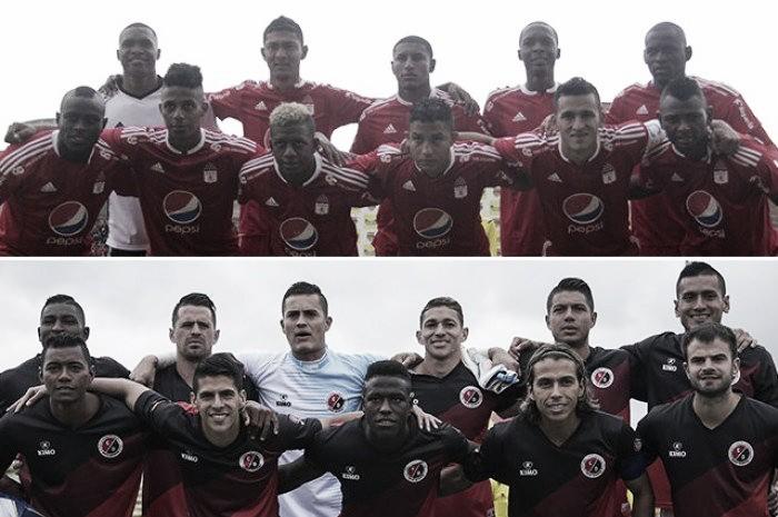 Resultado: América de Cali vs Cúcuta Deportivo por Torneo Águila (1-1)