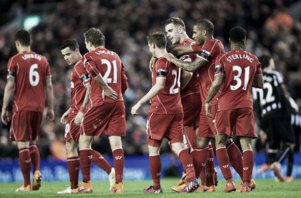 Il Liverpool torna a vincere: superato per 2-0 il Newcastle