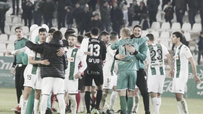 Córdoba CF - Albacete Balompié: puntuaciones del Córdoba CF, jornada 23 de LaLiga 1,2,3