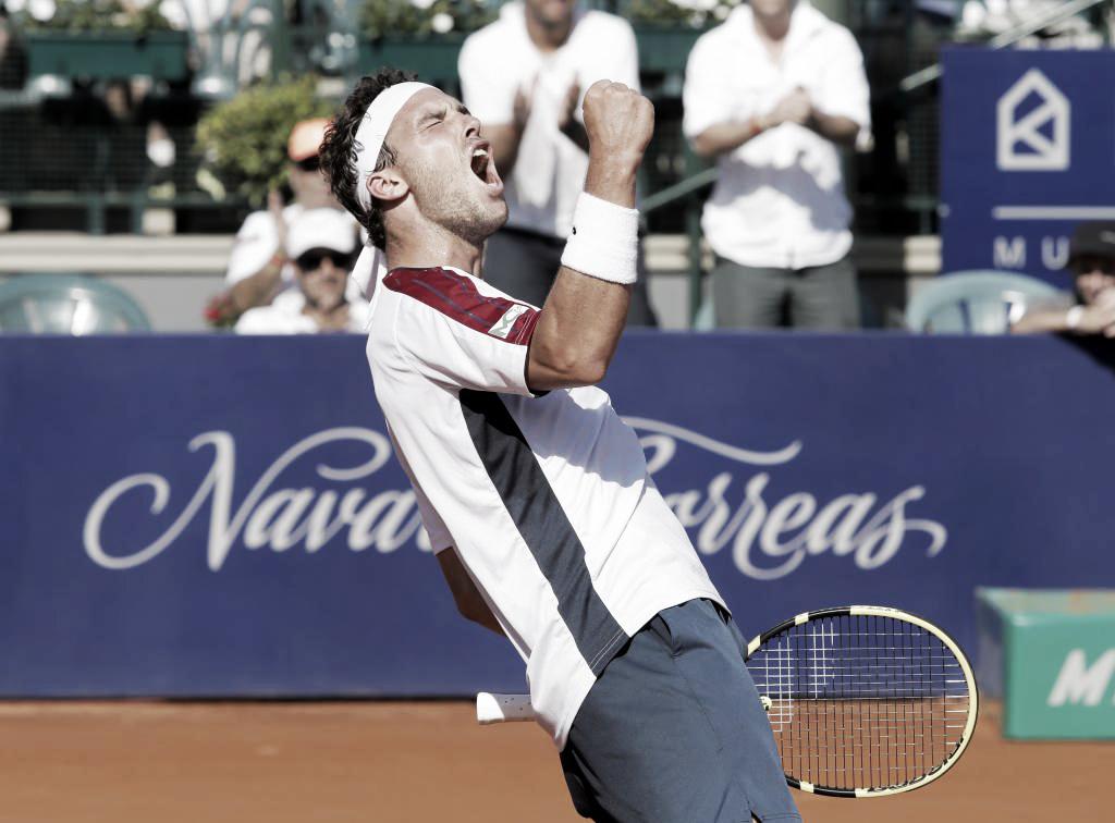 Cecchinato vence Carballés Baena e se garante na semifinal do ATP 250 de Buenos Aires