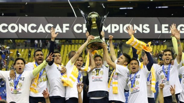 CONCACAF Champions League Live Group Stage Draw