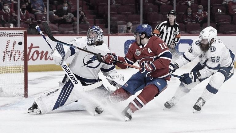 Montreal evitó la barrida al ganar en tiempo extra