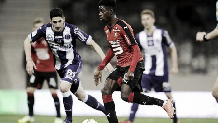 Toulouse 1-2 Rennes: Visitors turn season on head with dramatic comeback