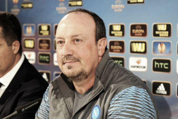 """Europa League, Benitez ed Insigne ci credono: """"Il Wolfsburg è fortissimo, ma noi ci crediamo"""""""