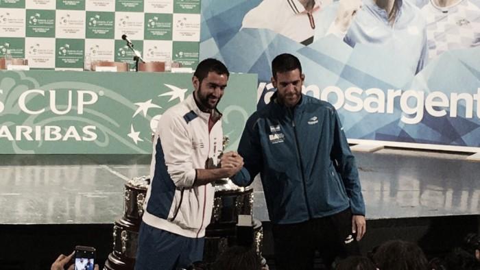 Coppa Davis : Croazia - Argentina 1-0