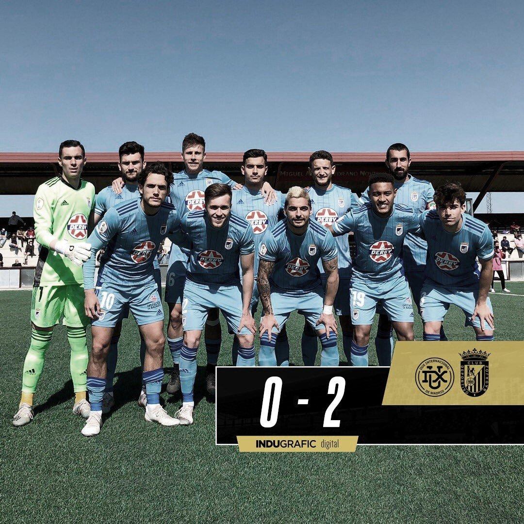 Clemente abre el camino hacia el ascenso para el CD Badajoz
