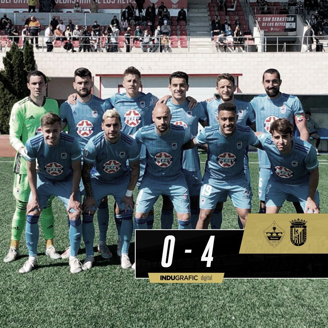 El CD Badajoz se proclama campeón del Grupo V