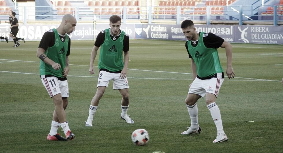 El CD Badajoz - Villarrubia CF se disputará con público